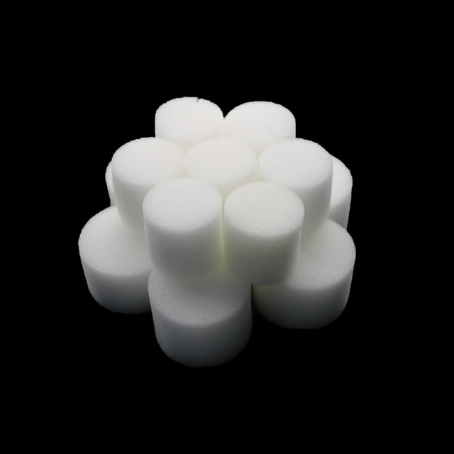 50pcs Soilless Hydroponic Vegetable Cultivation System Gardening Tools Soilless Cultivation Of Seedlings Planted Sponge