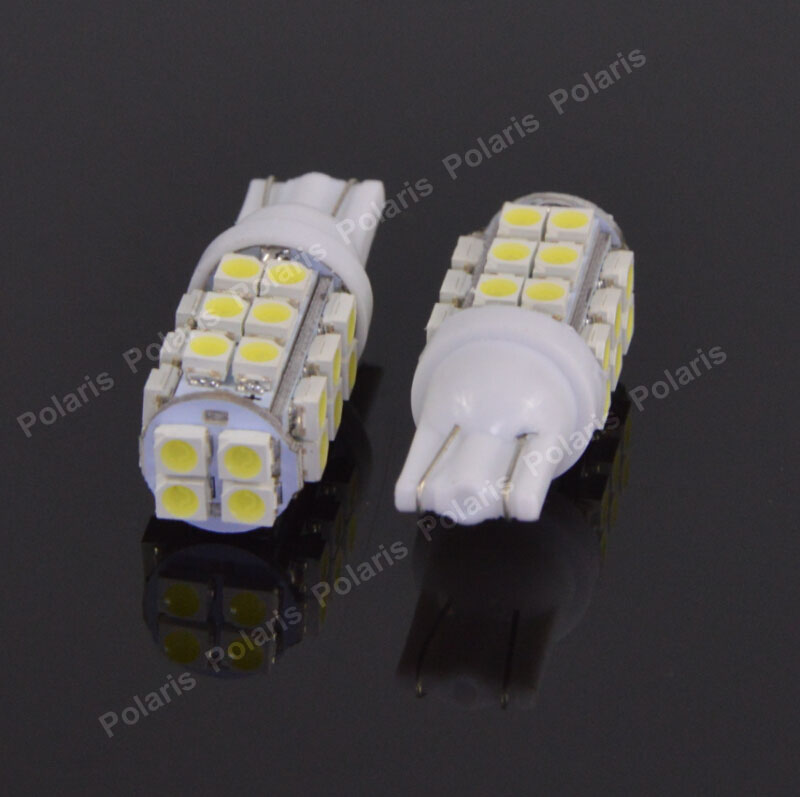4Pcs High Quality T10 W5W 194 501 28 LED SMD 1210 Car Interior lights Clearance Lamp Wedge Light Auto Bulbs DC 12V