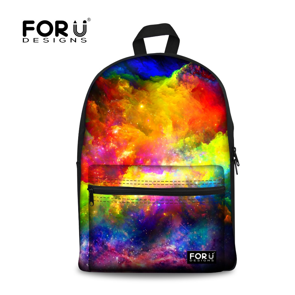 Galaxy Printing Backpack for Teenage Girls Boys,Universe Space Kids Canvas Backpacks,Children Casual Bagpack Rucksacks Mochila spain backpack kids children foot ball star backpacks for boys school bagpack girls youth rucksack student mochila bags