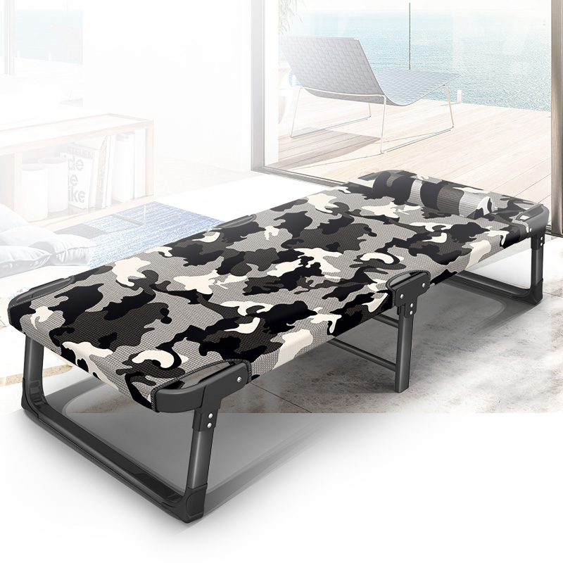185x68x35 Cm Folding Liegebett Outdoor Camping Bett Sonnenliege Strand Bett Deck Stuhl Kinderbett Mit Baumwolle Kissen Matratze Couch