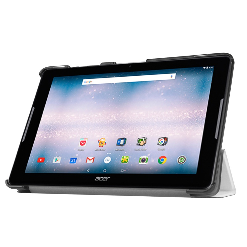 Tri fold Leather Stand Cover for Acer Iconia One 10 B3 A30