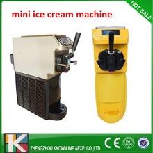 5L/hour small ice cream maker machine/ice cream making machine