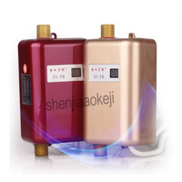 Instantaneous Water Heater Instant Electric Water Heaters Instant Water Heating Shower Kitchen, bathroom 220v 1pc