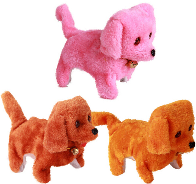 Barking Walking Toy Dog Reviews