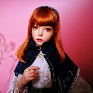 Image 5 - 人形 bjd ナオミ 1/3 樹脂フィギュアファッション女性の身体のおもちゃベスト誕生日 gif