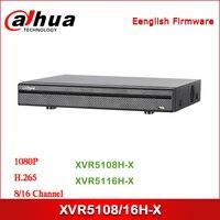 大華 XVR5108H-X XVR5116H-X 8/16 チャンネルペンタ brid 1080 1080P HDCVI ミニ 1U デジタルビデオサポートしています/AHD/ TVI/CVBS/IP