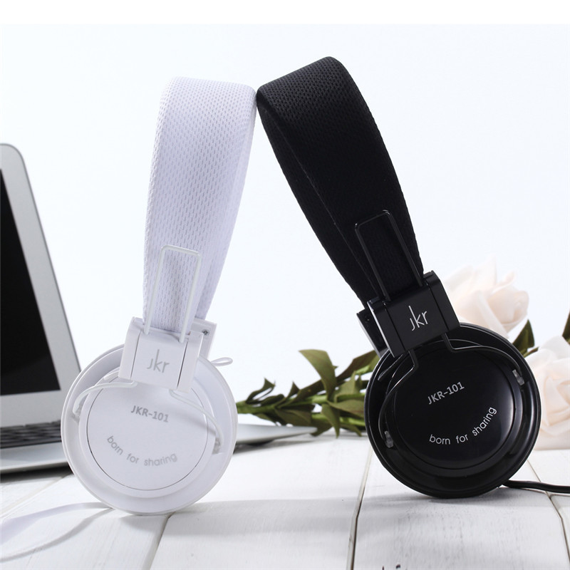 Wired Stereo Sport Headphones Colorful Foldable Hi-fi Music Headset with 3.5mm AUX Noise Canceling game earphone Dropshipping