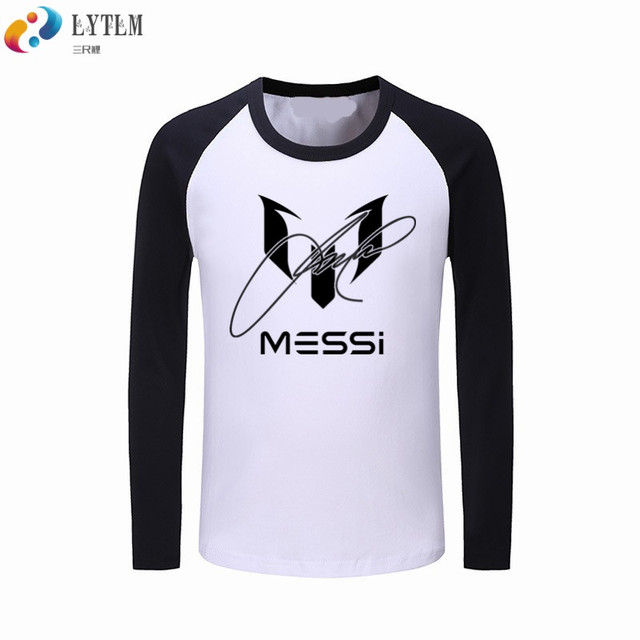 e6f024731b0 LYTLM Messi Tshirt Kids Brand Baby Boy Clothing Autumn Infant Girl Clothing  Boys T Shirt Funny Boys T Shirts Lionel Messi Kids