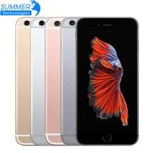 "Original Desbloqueado Apple iPhone 6 S Teléfono Móvil IOS 9 Dual Core 4.7 ""12.0MP Cámara 2 GB RAM 16/64/128 GB ROM 4G LTE Smartphone"