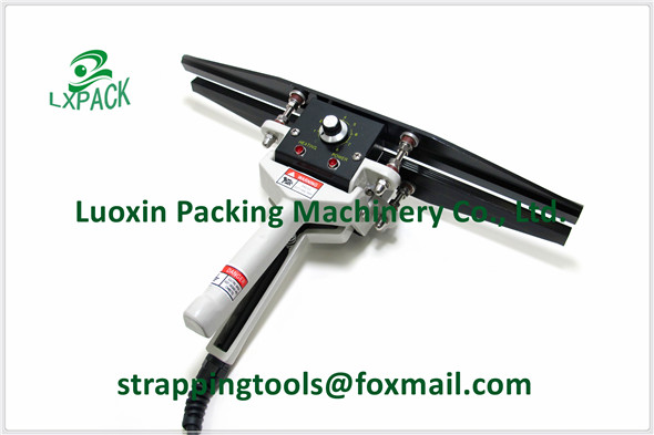 LX-PACK Brand Lowest Factory Price long hand sealers longer sealing length 20 26 30 40seal width Matching film rollers lx pack brand lowest factory price cup filling