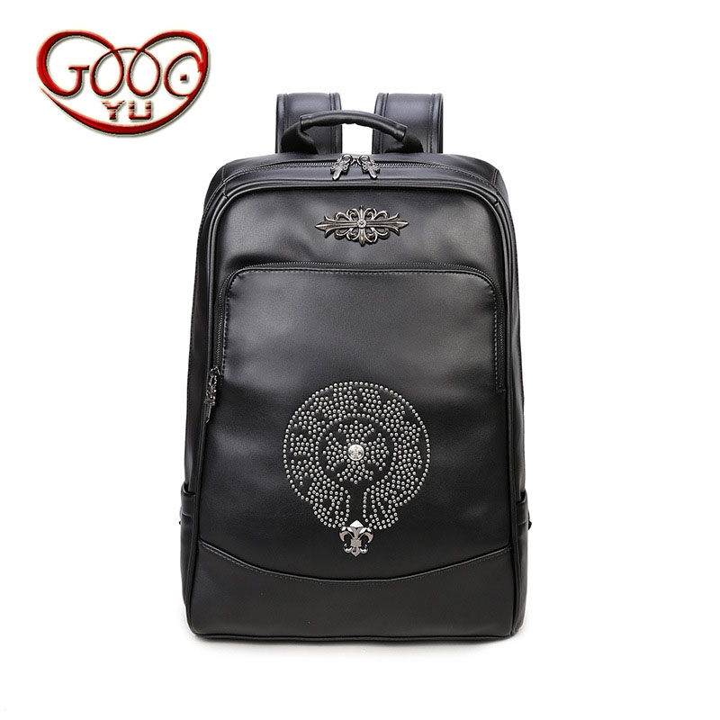 New men's shoulder bag solid color PU leather backpack Europe and the United States waterproof laptop bag europe and the united states popular bar chairs wholesale and retail australian fashion coffee stool free shipping
