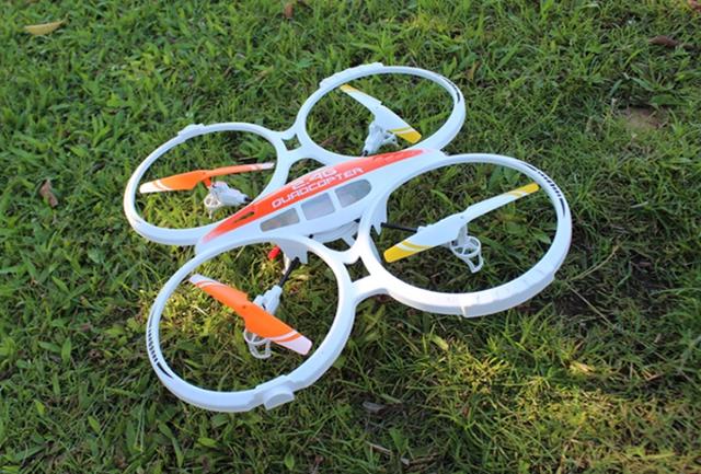 LS124 RC Quadcopter RC helicóptero brinquedos de Controle Remoto brinquedos para Crianças caçoa o presente de Natal RC zangão Zangão UFO juguetes