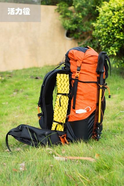 3F UL Gear Lightweight Backpack Trekking Rucksacks 40+16L 1