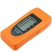 Mini 2 шпильки ЖК-дисплей цифровой измеритель влажности тестер дерево из бамбуковых волокон, табака Бумага Лесоматериалы воды Содержание датчик влажности 5%~ 40
