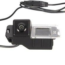 Kit Câmera Reversa Auto de Visão Noturna Câmeras de Visão Traseira do carro À Prova D' Água Para VW/Golf/MK6/MK7/GTI