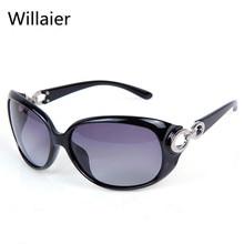 Willaier Retro Vintage Trendy Women Sunglasses Eyewear Polarized UV Sun Glasses Female Italian Famous Brand Designer Shades 2017