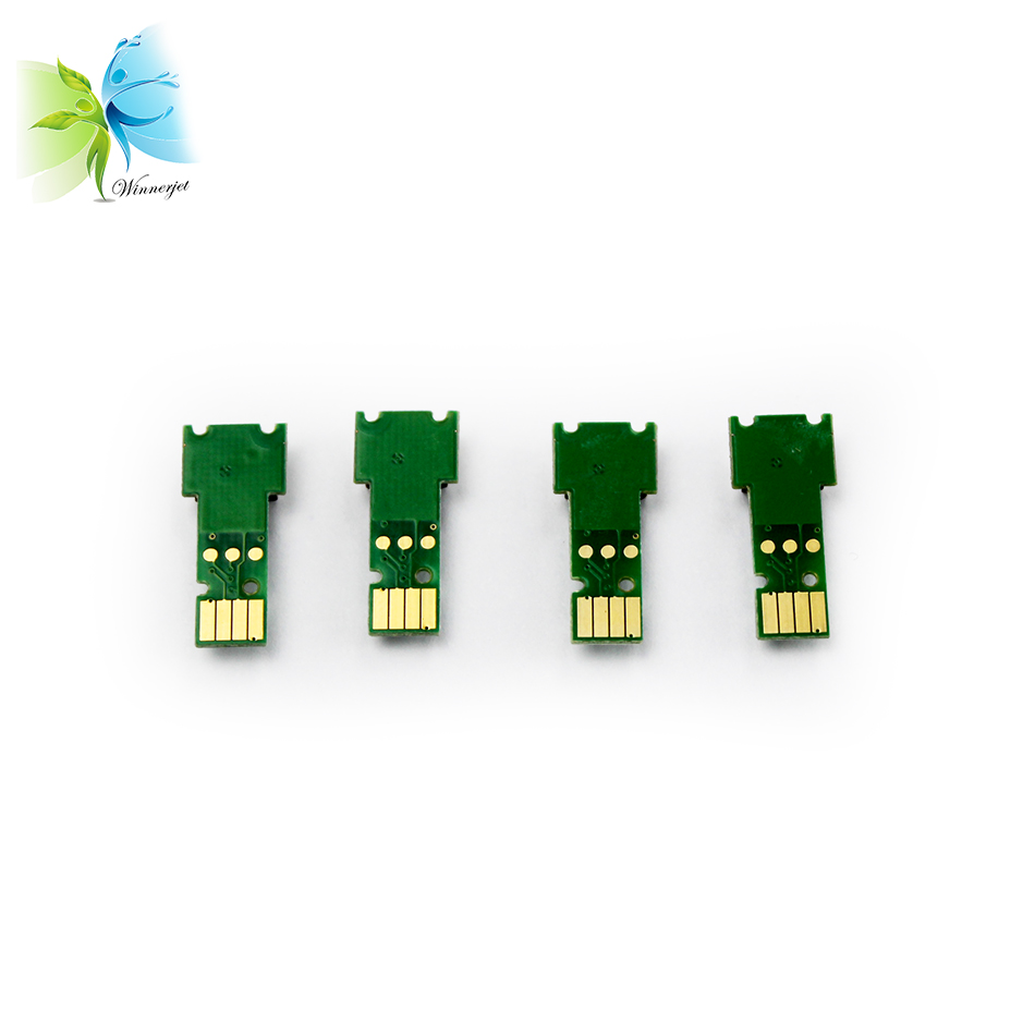 WINNERJET 5sets/lot LC3219 Ink Cartridge Chip For Brother MFC J5330DW MFC J5335DW MFC J5730DW Printer