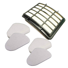 цена на filter Kit for Shark Navigator Lift-away Nv350 Nv351, Nv352, Nv355, Nv356, Nv357 2pcs Pre-filter + 1 Hepa Filter + 2pcs Filter