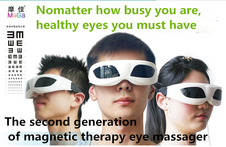 2014 new electric good quality  eye massager orthodontic treatment myopic eye massager eye instrument  free shipping 2pcs jia kang s three generation eye instrument eye massager eye eye massager extended edition of the new