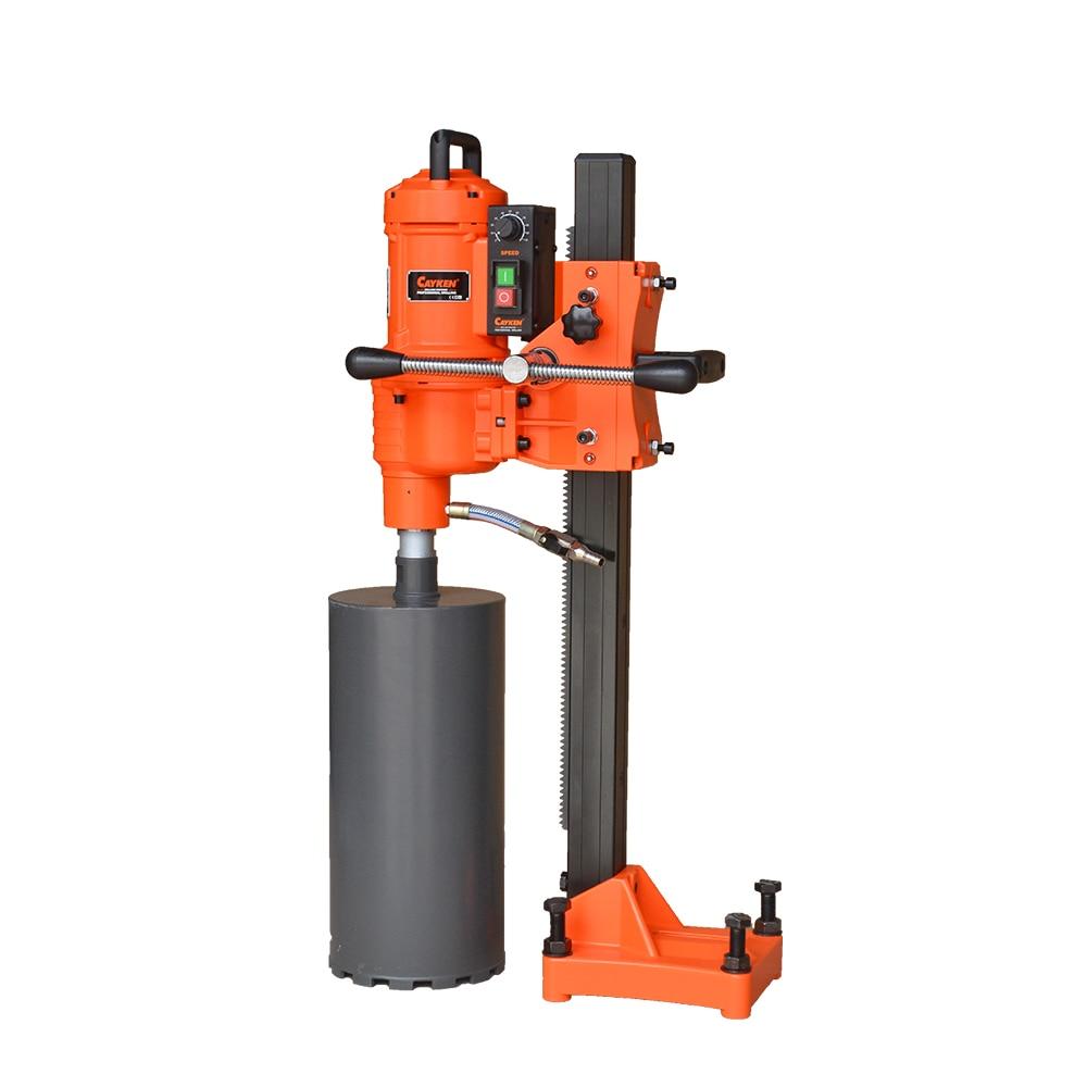 CAYKEN 205mm concrete diamond core drill machine SCY-2050E  cayken reinforced concrete diamond core drill machine scy 2550e