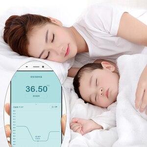 Image 5 - Youpin Miaomiaoce דיגיטלי מדחום תינוק חכם קליני מדחום Accrate מדידה קבוע צג גבוהה טמפ אזעקה