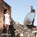 Квадратная портативная флексографская пластина five-in-all для фотосъемки 80 см отражатель затеняющая пластина CD50 T03