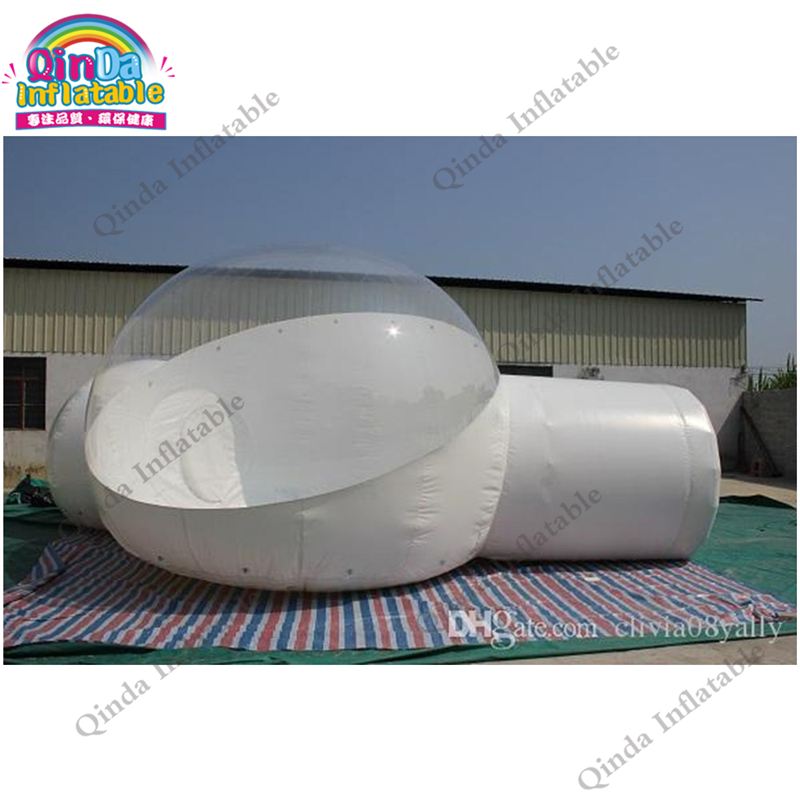 inflatable transparent camping bubble tent53