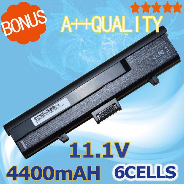 4400 mah 6 celdas de batería portátil para dell inspiron 1318 xps m1330 451-10473 312-0739 312-0566 wr050 tt485