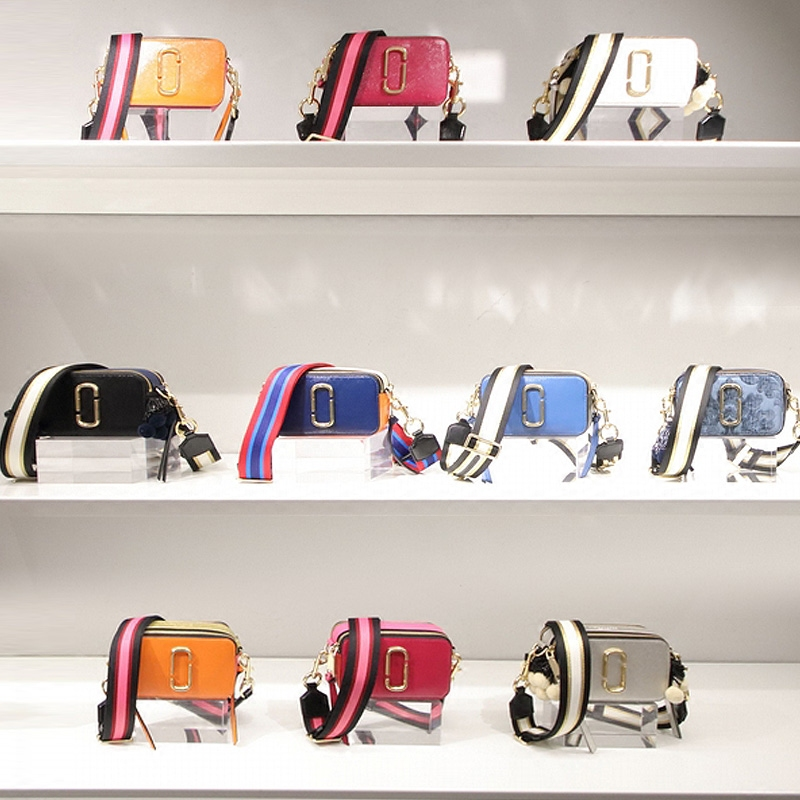 Bolsa e bolsas de alta qualidade marca designer saco da câmera pequena aba verão mochilas cinta larga Ombro embreagem de couro tote