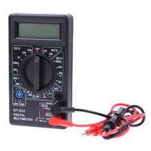 Digital LCD Multimeter Mini