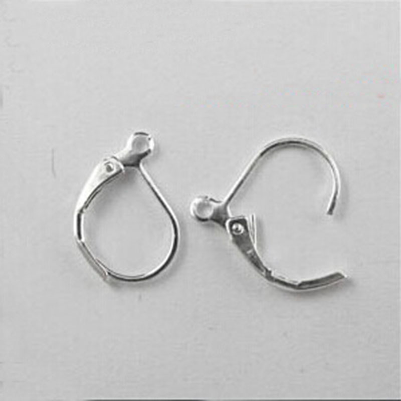 Earring Lock Tiffany Charms Love Letters Single Lock