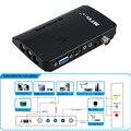 Set Top Box Digital Portátil LCD TV Box/Caja de Sintonizador de TV Analógica/CRT monitor de Computadora promociones El Receptor.