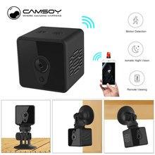 S1 ミニホームセキュリティ IP カメラ Wifi 無線ミニネットワークカメラ監視 Wifi 720 1080p ナイトビジョンカメラベビーモニター