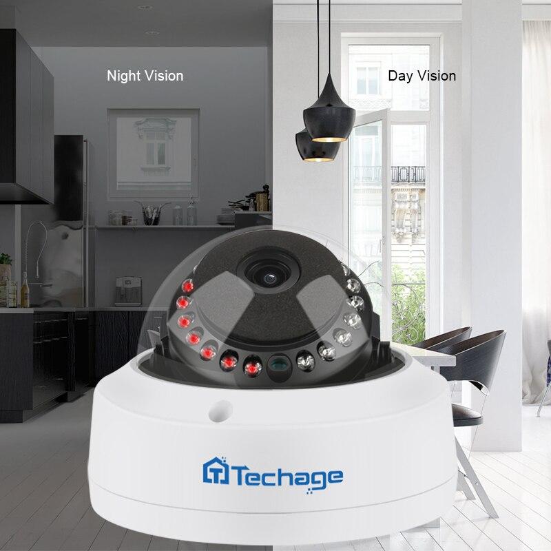 Techage H.265 8CH 5MP POE NVR CCTV Sistemi Vandalproof 5MP Kapalı - Güvenlik ve Koruma - Fotoğraf 5