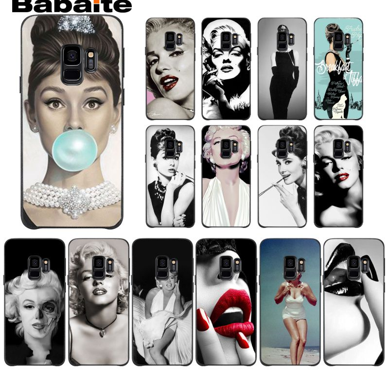 Top 9 Most Popular Marilyn Monroe Cases Samsung Galaxy S5