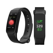 L6 Smart Wristband Waterproof Bluetooth Sport Smart Bracelet Blood Pressure Watch Color Screen Information Push Fitness Tracker