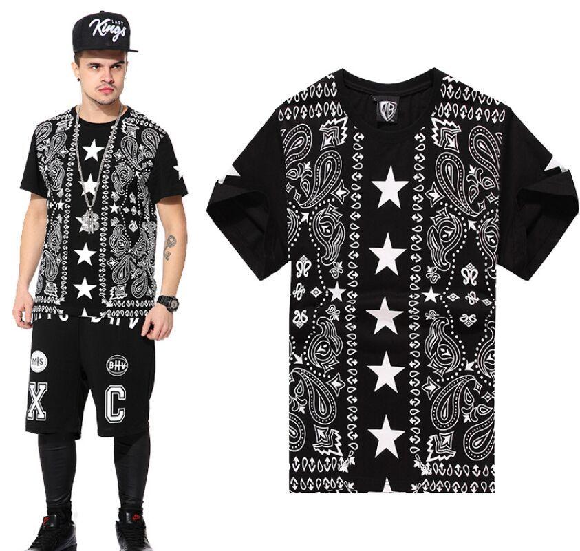 Kanye west 2015 t shirt men hip hop t shirt brand mens t for Men s dress shirt accessories