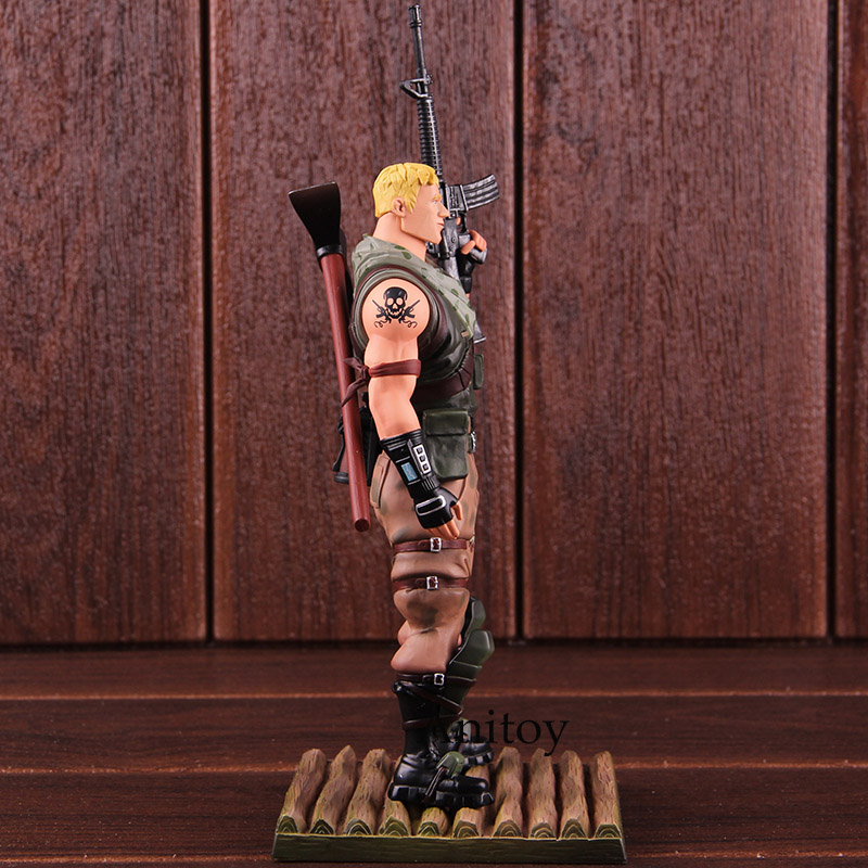 Hot Game Soldier Jonesy Action Figure PVC Collectible Model Toy 4