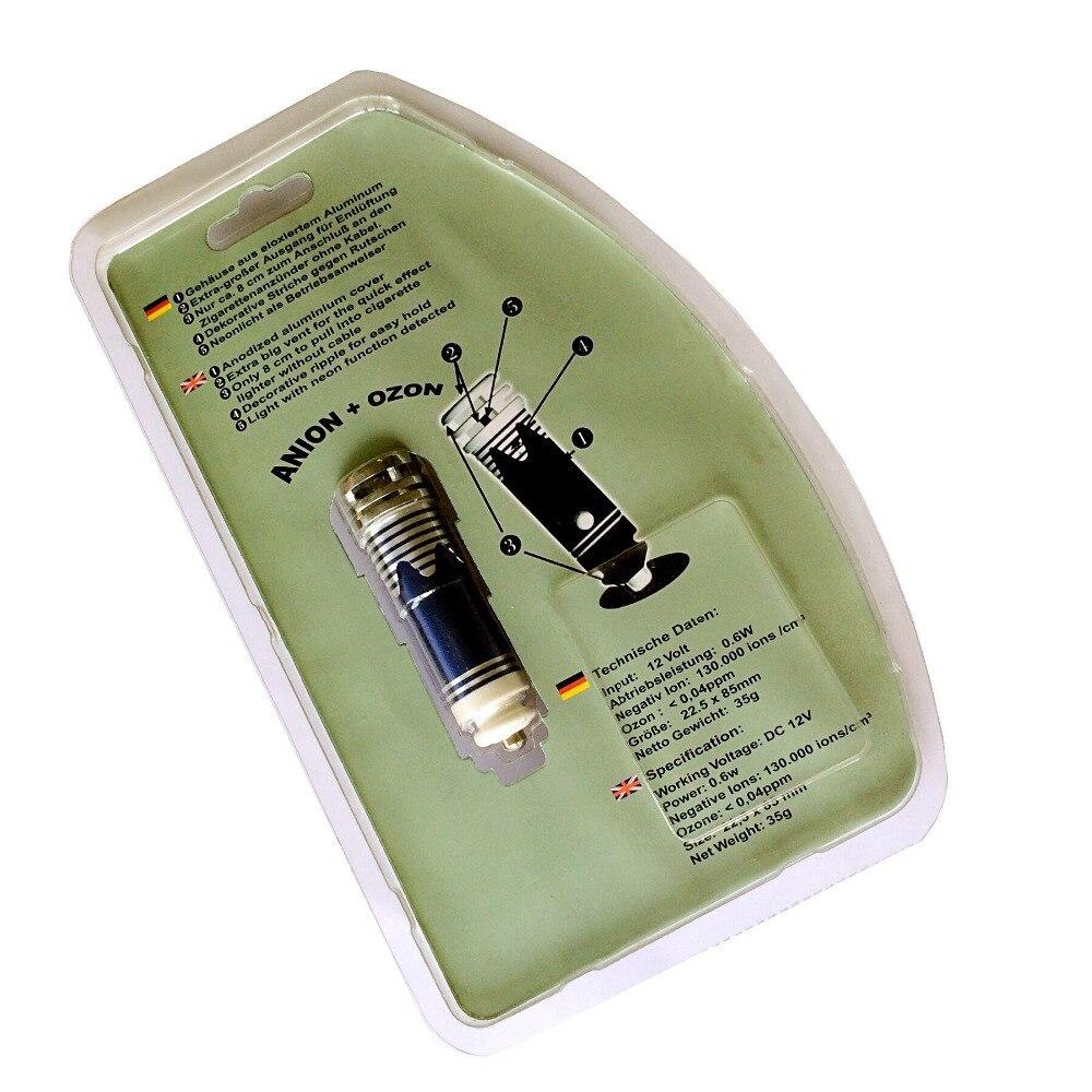 High Quality Mini 12V Car Auto Ozone Generator CP-100 for Car Ozone Air Purifier