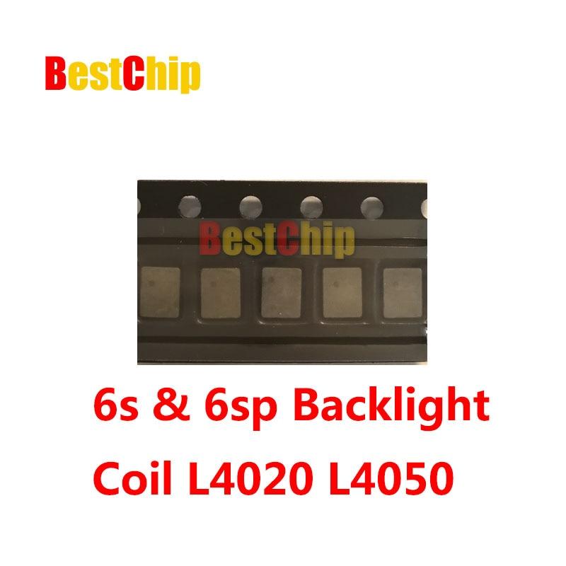 20pcs/lot Original back light fix Coil for iPhone 6S 6splus Backlight boost Coil L4020 L4050