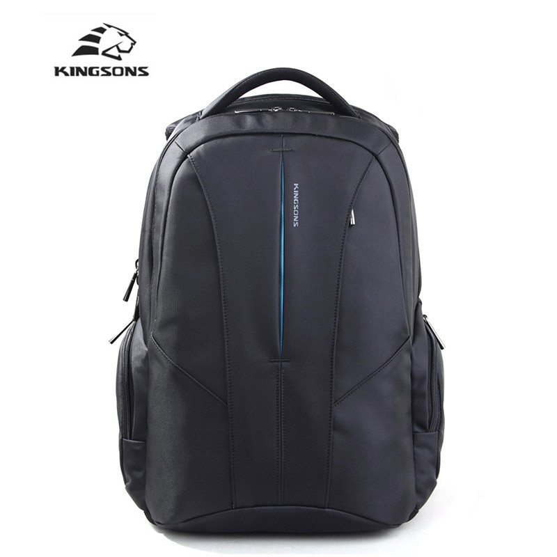 Kingsons fashion Brand 15.6 Inch Laptop Backpack Men's Bag Multifunction Rucksack Male Large Capacity Anti theft Waterproof Moch kingsons brand backpack men bag 15 6 inch laptop large capacity multifunction fallow backpack anti theft waterproof school bag