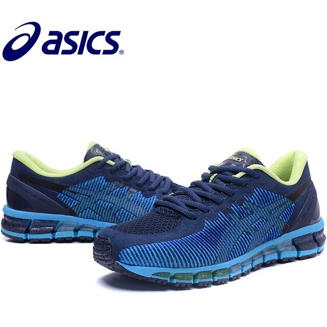 5e4a030a6b3 2018 Asics Gel-Quantum 360 Homem Sapatos Ao Ar Livre Sapatos De Tênis  Respirável Sapatos