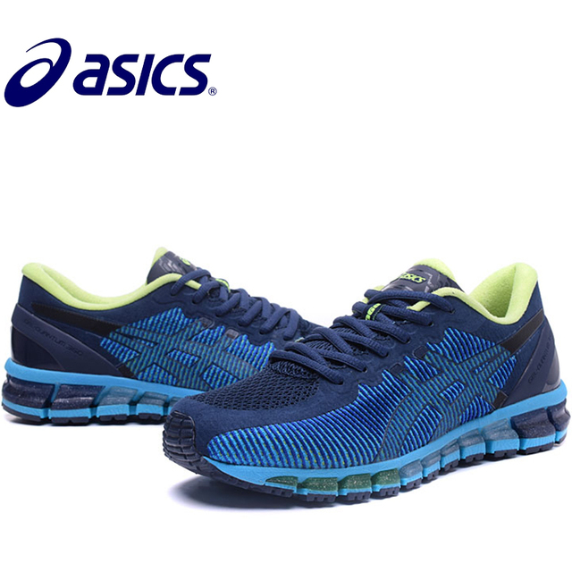 ff01b9d2043 2018 Asics Gel-Quantum 360 Man s Shoes Breathable Stable Running Shoes  Outdoor Tennis Shoes Hongniu