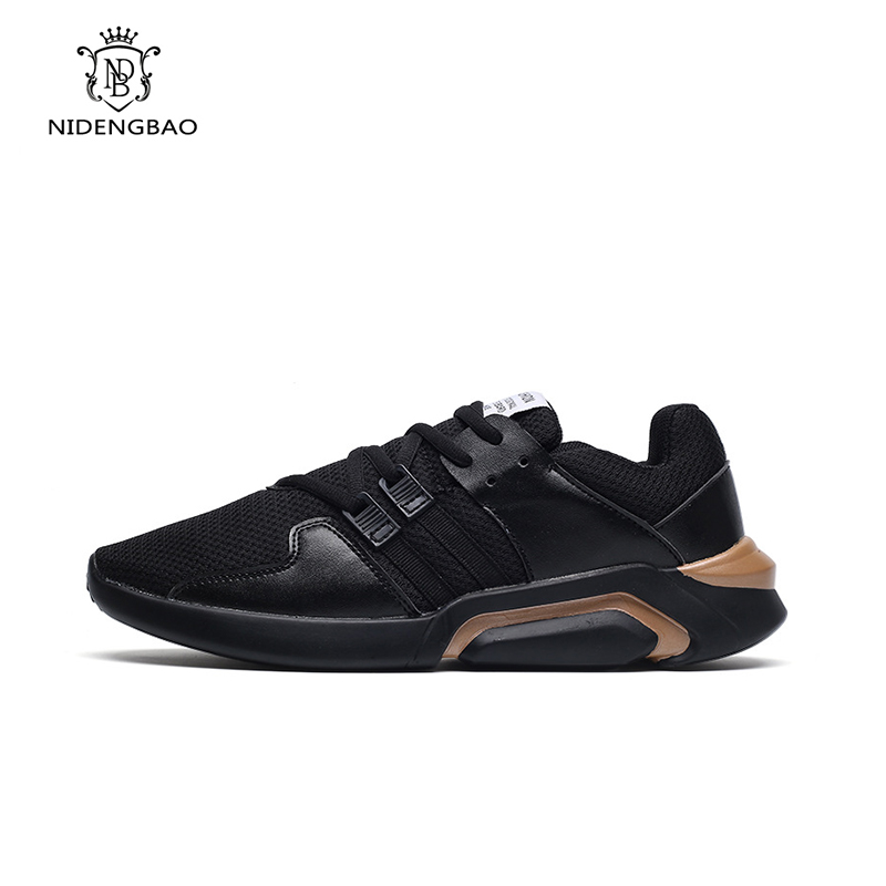 NIDENGBAO Men Casual Shoes Breathable Shoes Tenis Masculino Sneakers Zapatos Hombre Sapatos Outdoor Footwear Sneakers Men