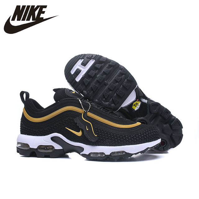 new concept 79b7d 81844 US $148.0 |Nike Air Max 97 TN Running shoes Mens outdoor shoes sport shoes  Outdoor Men's Running shoes Sports Sneakers 40 46-in Running Shoes from ...