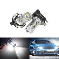 ANGRONG 2X H15 / 64176 80W LED Headlight Driving Running Light Fog Lamps