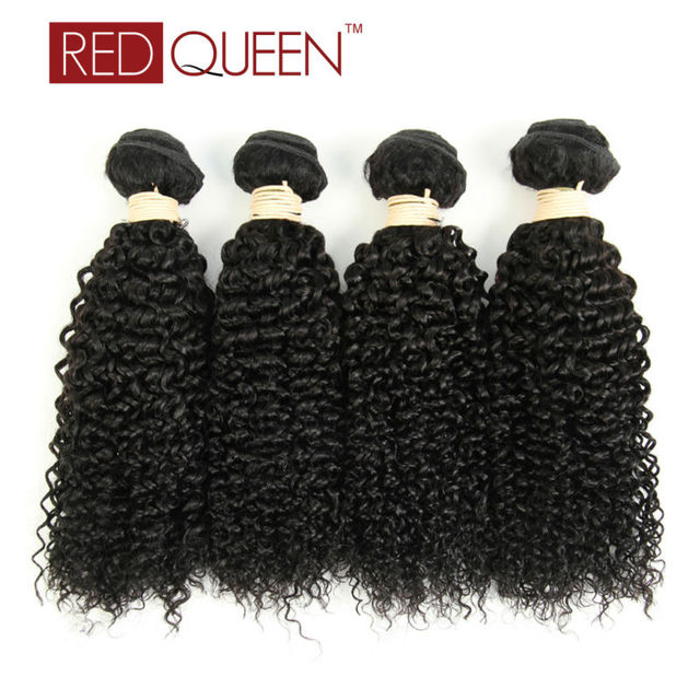 Малайзийский Вьющиеся Волосы Курчавые Вьющиеся 4 Связки Вьющиеся Переплетения Малайзии Волос Связки 7а Необработанные Дешевые Человеческих Волос 100 г Связки