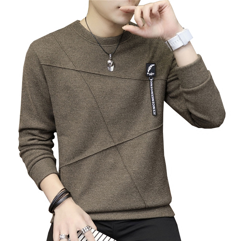 Cheap wholesale 2019 new Autumn Winter Hot selling men's fashion netred casual  nice Tops MW333