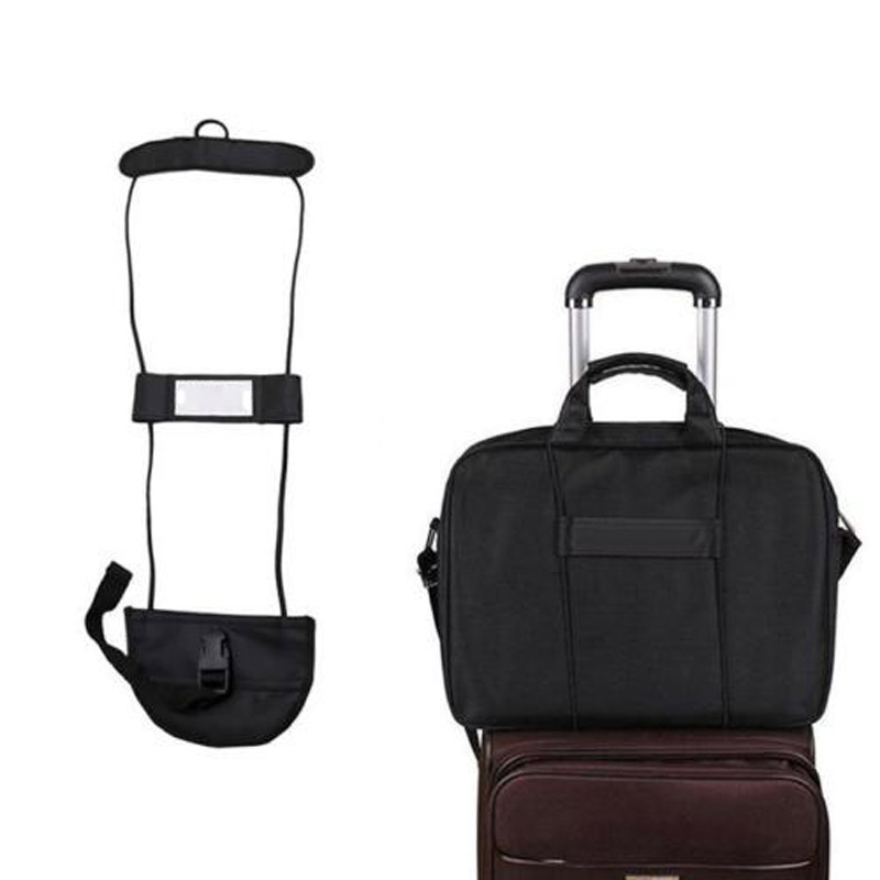 Travelon Bag Bungee Luggage Add A Bag Strap Travel Suitcase Attachment System Best Price
