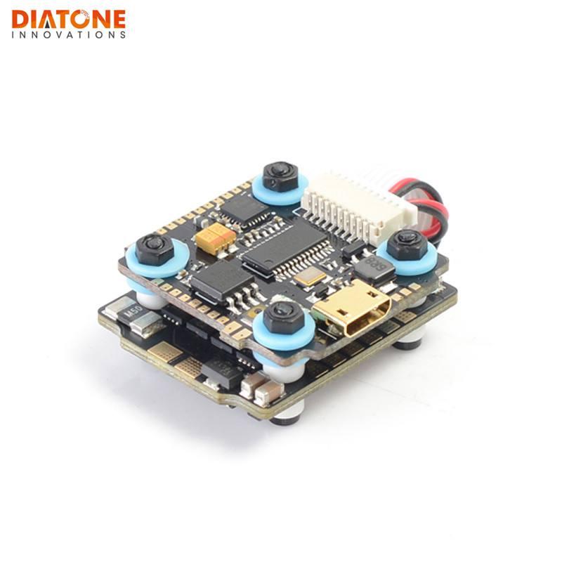 Diatone MAMBA F405 Mini Betaflight Flight Controller & F25 25A 2 4 S DSHOT600 FPV Racing Brushless ESC สำหรับ RC Multirotor อะไหล่-ใน ชิ้นส่วนและอุปกรณ์เสริม จาก ของเล่นและงานอดิเรก บน   1